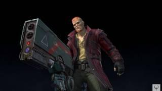 Встречаем нового героя Eisen в Quake Champions