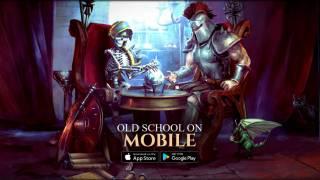 Браузерная MMORPG Old School RuneScape вышла на мобильных устройствах