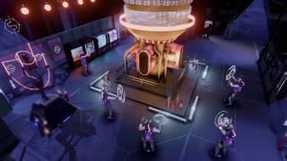 Новый трейлер киберпанковой стратегии Re-Legion