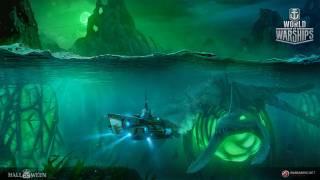World of Warships предлагает отправиться под воду