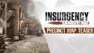 Представлена карта Precinct для Insurgency: Sandstorm