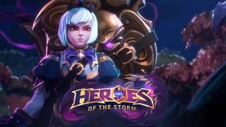 Орфея — первый оригинальный герой Heroes of the Storm