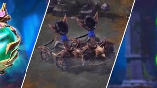 Будущие изменения в Heroes of the Storm