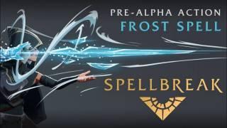 Демонстрация ледяных умений в новом геймплейном ролике Spellbreak