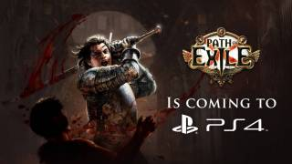 Path of Exile выйдет на PlayStation 4