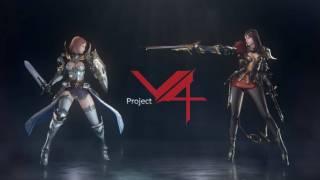 NAT Games готовится покорять рынок мобильных MMORPG с Project V4