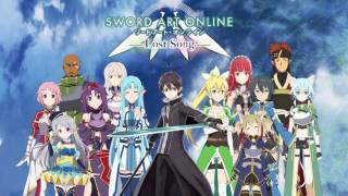 Sword Art Online: Lost Song вышла в сервисе Steam