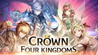 Состоялся релиз мобильной MMORPG Crown Four Kingdoms