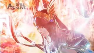 Тизер «Королевской битвы» в A3: Still Alive