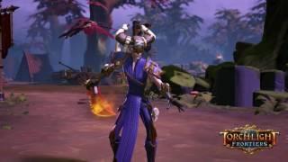 Torchlight Frontiers будет бесплатной игрой, но без Pay to Win