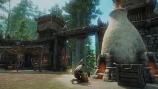 Скриншоты кузнечного дела в New World