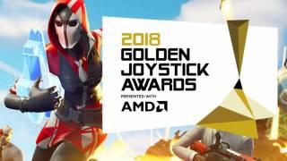 Fortnite стала игрой года по версии Golden Joystick Awards 2018