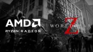 Разработчики World War Z заключили партнерство с AMD