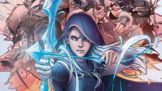 Riot Games совместно с Marvel выпустит графический роман по League of Legends