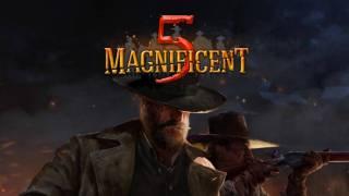 Стартовало ОБТ «Королевской битвы» Magnificent 5, появившейся из Wild West Online