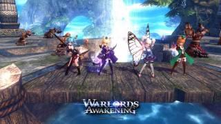 Warlords Awakening получила дату релиза
