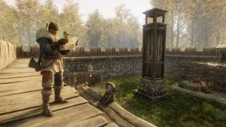Строительство фортов в New World на новых скриншотах