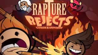 Rapture Rejects — Battle Royale по серии комиксов Cyanide & Happiness вышел в раннем доступе