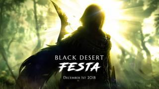 Главное с Black Desert FESTA