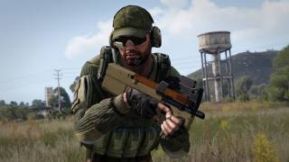 Фанатский мод для Arma 3 стал частью игры