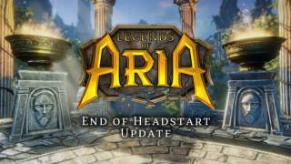 Стартовал ранний доступ Legends of Aria, но не в Steam