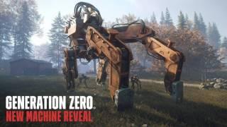 Час геймплея Generation Zero с прошедшего стрима