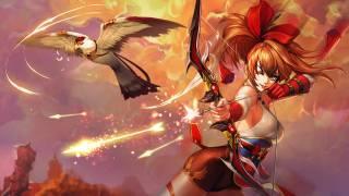 В Kritika Online появился класс Archer