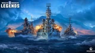 Закрытый бета-тест World of Warships: Legends на подходе