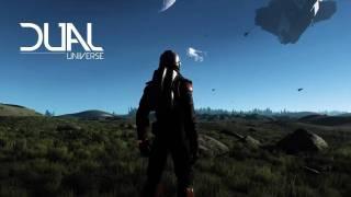 Почти час геймплея с альфа-теста Dual Universe