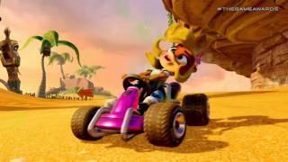 [TGA 2018] Анонсирован ремастер Crash Team Racing