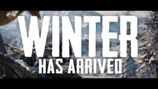 [TGA 2018] Зима близко — трейлер новой карты в PUBG