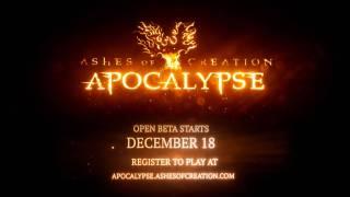Бесплатная Ashes of Creation Apocalypse выходит в стадии ОБТ