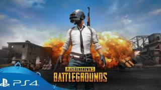 Playerunknown`s Battlegrounds — теперь и на PlayStation 4