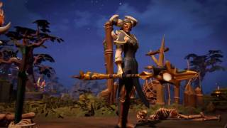 Torchlight Frontiers — трейлер класса Dusk Mage
