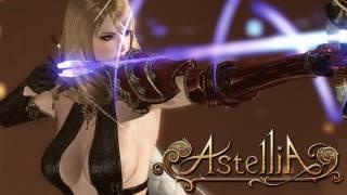 Демонстрация редактора персонажей в Astellia