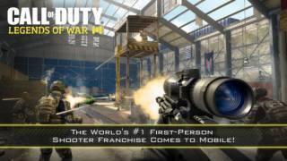 Состоялся пробный запуск мобильного шутера Call of Duty: Legends of War