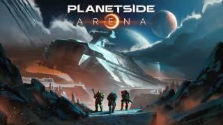 Анонсирован масштабный сетевой шутер PlanetSide Arena