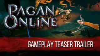 Первый геймплей Diablo-клона Pagan Online