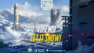 Снежная карта добавлена в PUBG Mobile