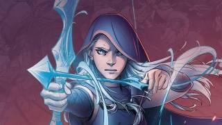 Вышел первый выпуск комикса по League of Legends от MARVEL