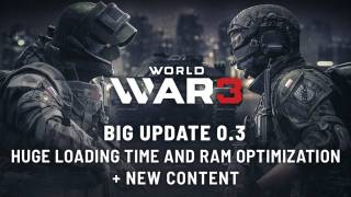 Шутер World War 3 получил декабрьское обновление