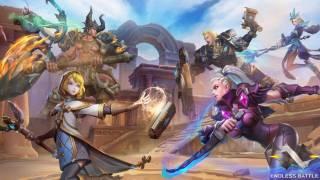 Релиз MOBA Endless Battle состоится в январе