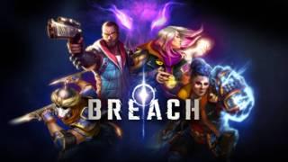 Дата выхода Breach в раннем доступе