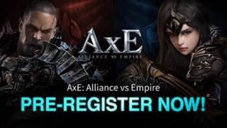 Открыта пре-регистрация на глобальную версию AxE (Alliance vs Empire)