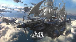 A:IR — гигантский дирижабль Инвентус