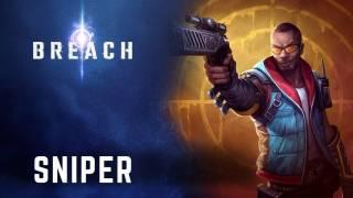 Трейлер класса Sniper в Breach