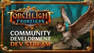 Целый час геймлпея Torchlight Frontiers с прошедшего стрима