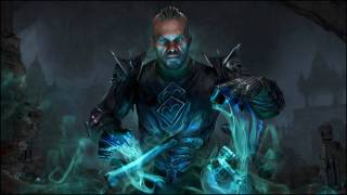 Беглый взгляд на Некроманта из The Elder Scrolls Online: Elsweyr