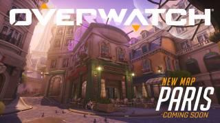 На PTS-сервере Overwatch появилась новая карта «Париж»