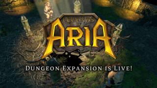В Legends of Aria полностью переработали подземелья